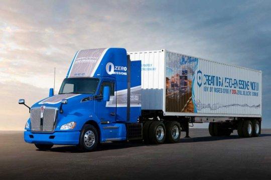 Toyota siapkan truk hidrogen berteknologi Mirai