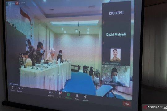 KPU tetapkan Ansar-Marlin pemenang Pilgub Kepri 2020