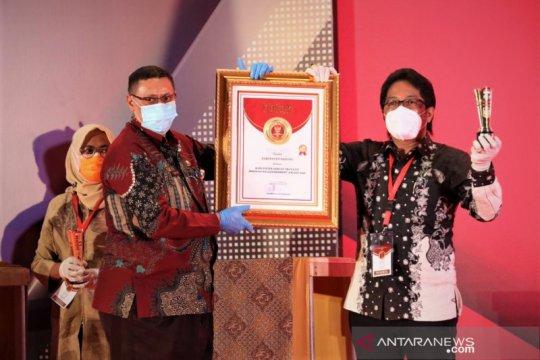 Badung raih penghargaan Kabupaten Sangat Inovatif dalam IGA 2020