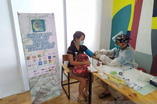 TROI Foundation gelar simulasi wisata olahraga di tengah pandemi