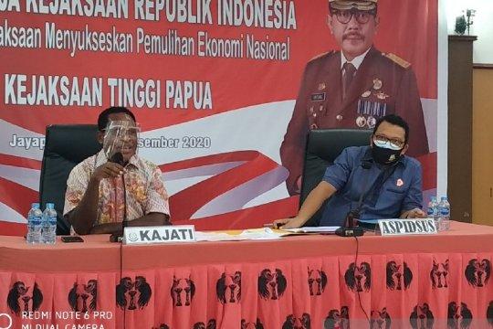 Kejati Papua pastikan kasus gratifikasi berlanjut usai Pilkada Waropen