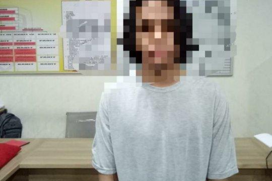 Polda Kalbar tangkap seorang pemuda karena menyerang polisi