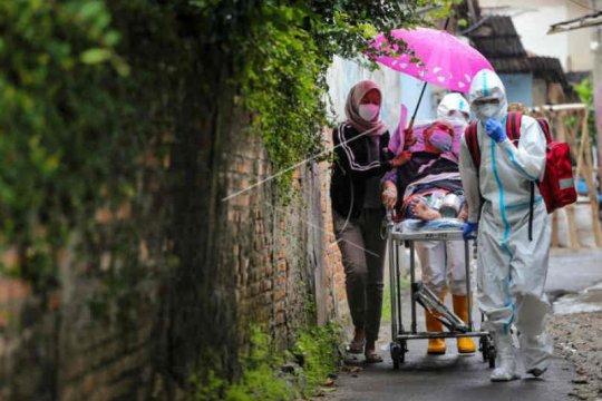 Kasus kesembuhan pasien COVID-19 di Cirebon tambah 369 orang