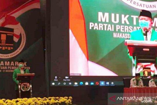 Suharso Monoarfa, nahkoda parpol berlambang Ka'bah