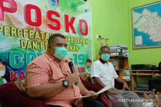 Di Sumba Timur-NTT, wartawan dan dokter terkonfirmasi positif COVID-19