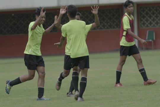 Bima: timnas U-16 membaik setelah buat tujuh gol di laga internal