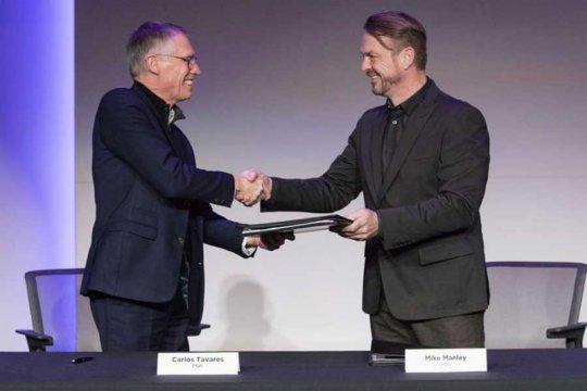 Carlos Tavares pimpin Stellantis, hasil merger Fiat-PSA