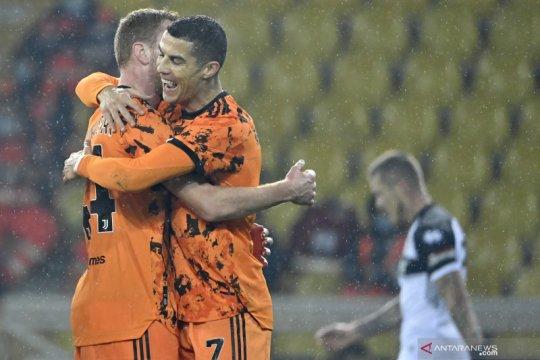 Juventus menang empat gol tanpa balas di markas Parma