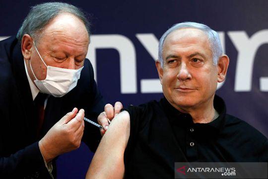 PM Netanyahu sebut Israel hampir akhiri pembatasan COVID-19