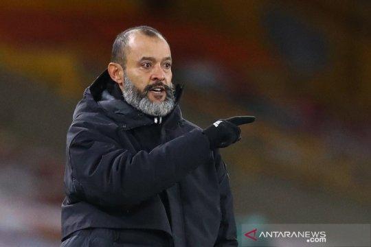 Nuno Espirito khawatir dengan lonjakan COVID-19 di Liga Inggris