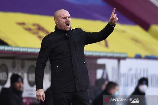 Sean Dyche yakin Burnley kini punya kerangka untuk bangkit