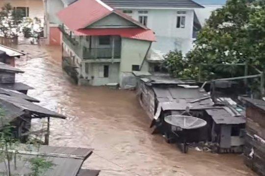 Anambas diterjang banjir bandang dan tanah longsor