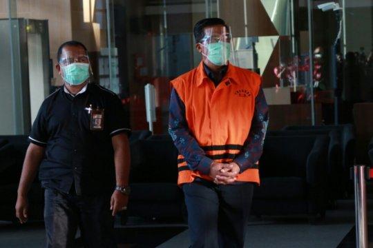 KPK perpanjang masa penahanan dua tersangka korupsi proyek di Bakamla