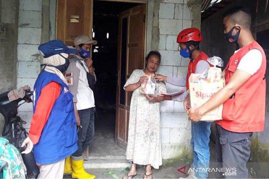 PMI Banjarnegara dirikan dua posko di lokasi bencana longsor