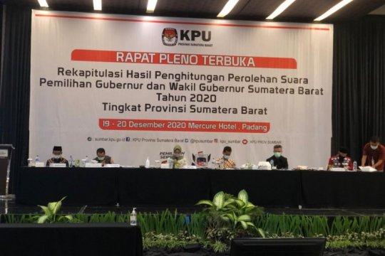 KPU Sumbar sebut MK akan umumkan putusan Pilgub Sumbar pekan depan