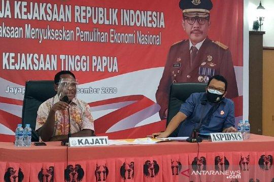 Rp218 miliar uang negara belum berhasil diselamatkan Kejati Papua