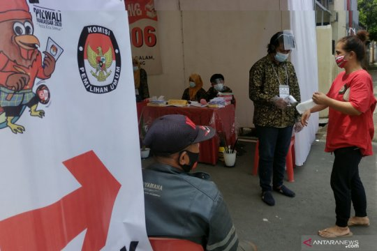 KPU daerah di Sulsel tunggu surat MK