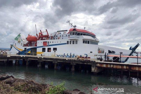 Tiba di Aceh, KMP Aceh Hebat 2 mulai beroperasi medio Januari 2021