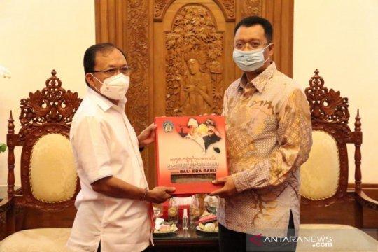 Gubernur Bali siap kembangkan potensi pariwisata NTB