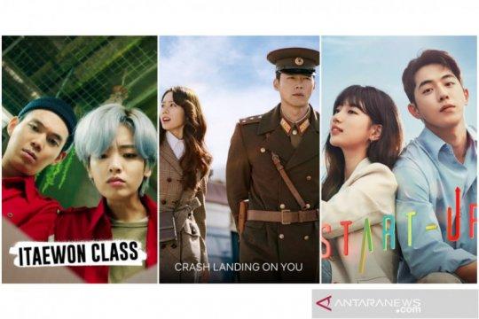 """""""Itaewon Class"""" hingga """"Start-Up"""", ini drama Korea ter-hits 2020"""