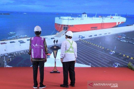 Kemarin, petani rotan hingga ekspor perdana dari Pelabuhan Patimban
