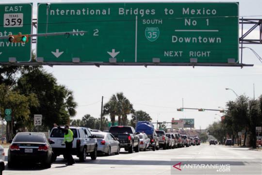 Penjaga perbatasan AS sempat tahan 14 prajurit Meksiko di El Paso