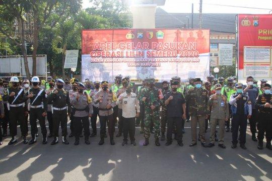 Polresta Malang Kota siapkan tes cepat saat Operasi Lilin Semeru