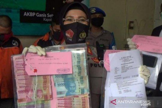 Polres Tanjung Perak ungkap sindikat pembuat surat tes cepat palsu