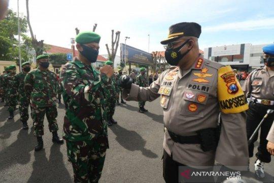 Polrestabes Surabaya tegaskan tidak ada perayaan malam tahun baru
