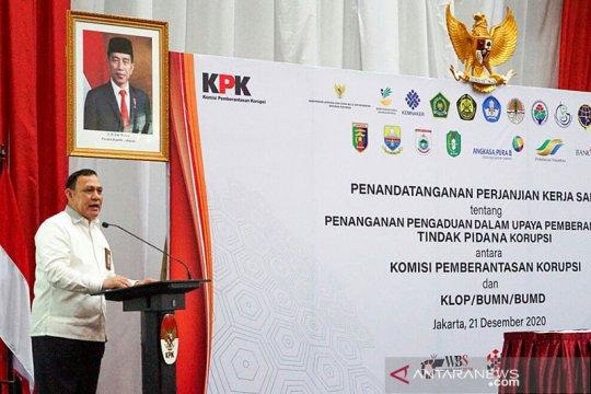 Ketua KPK ingatkan tidak habis-habiskan anggaran di akhir tahun