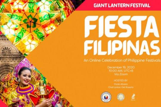 Festival Lampion Raksasa awali rangkaian Fiesta Filipinas