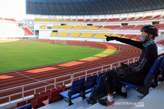 Ganjar minta manajemen-suporter PSIS bersabar terkait Stadion Jatidiri