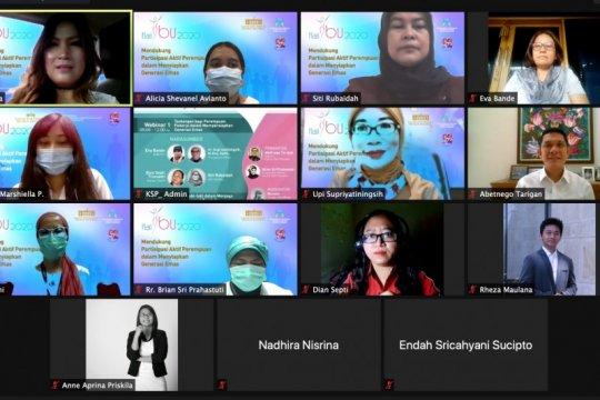 KSP: Pandemi bukan kendala perlindungan dan pemberdayaan perempuan