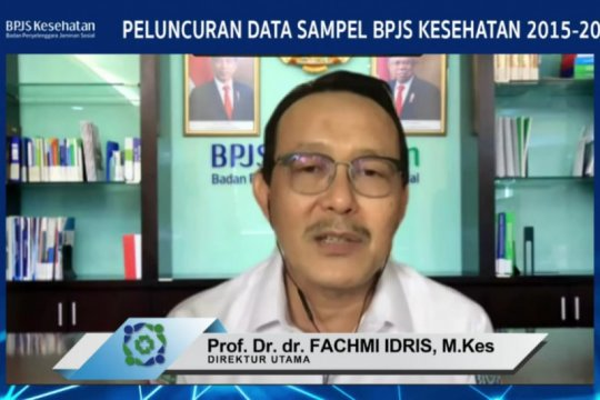 BPJS Kesehatan luncurkan data sampel kepesertaan 2015-2018