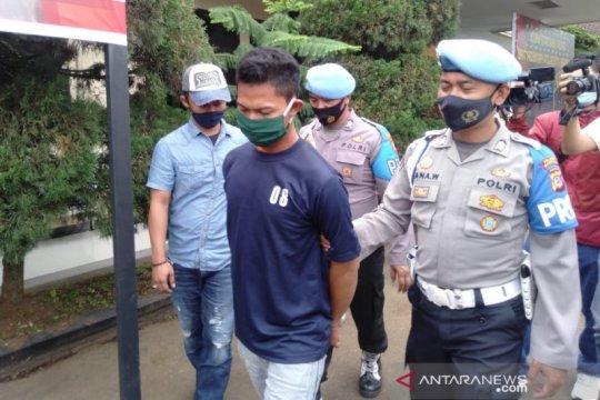 Polresta Bandung ungkap tersangka kasus pembunuhan keji kusir delman