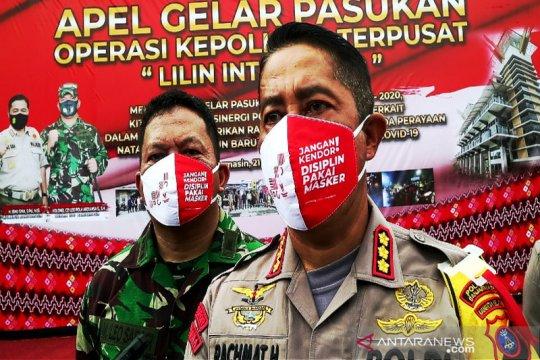 Kapolresta Banjarmasin : Pelaksanaan libur Nataru THM tutup tiga hari