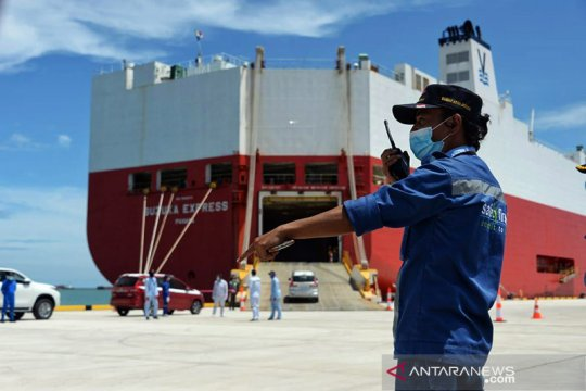 Menhub: Pembangunan Pelabuhan Patimban kurangi biaya logistik