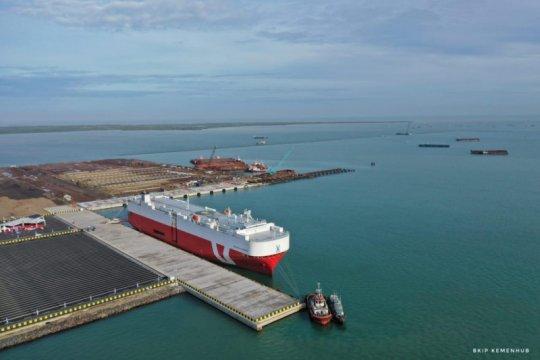 Pelabuhan Patimban akan bersinergi dengan Tanjung Priok