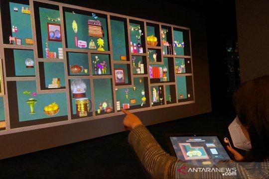 Museum Nasional Korea ubah hal kuno jadi modern dengan video digital