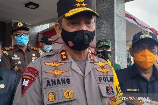 Polda Bangka Belitung tidak keluarkan izin keramaian Tahun Baru