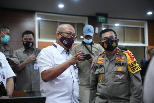 Kompolnas apresiasi kesiapan Korlantas dalam Operasi Lilin 2020
