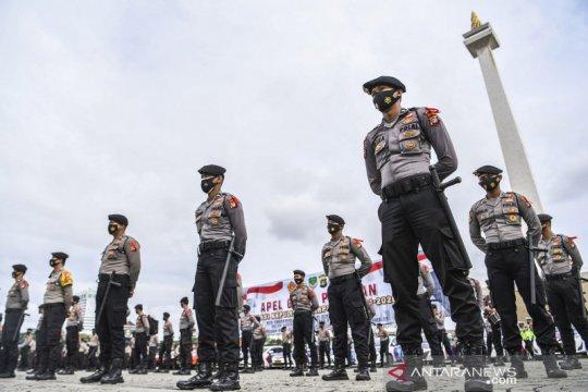 "Polda Metro Jaya selenggarakan ""swab test"" antigen gratis"