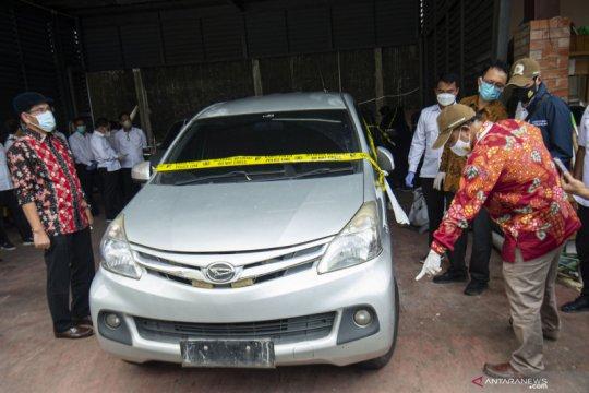 Komnas HAM periksa mobil pada penembakan Laskar FPI