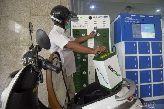 Holding BUMN ingin jadi pemain global baterai listrik 2025