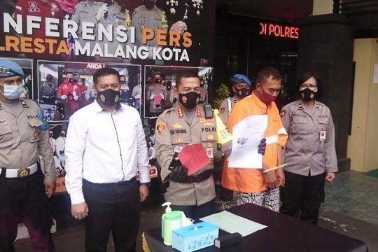 Polresta Malang Kota tangkap penyebar hoaks soal COVID-19