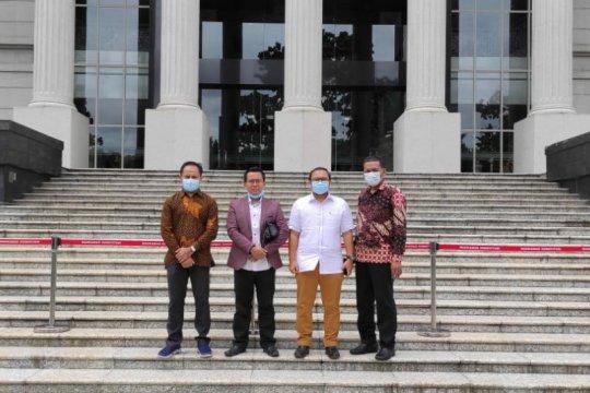 Machfud-Mujiaman resmi daftarkan gugatan Pilkada Surabaya di MK