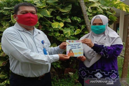 "Gandeng ULM, Indocement terbitkan ""Buku Pintar COVID-19 Untuk Ibu"""