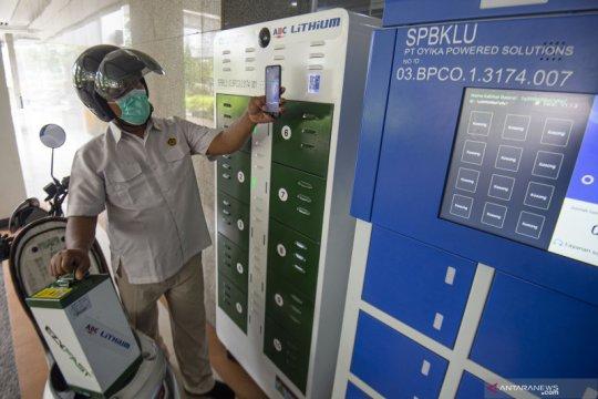 Adopsi baterai kendaraan listrik beri manfaat ekonomi Rp9.603 triliun