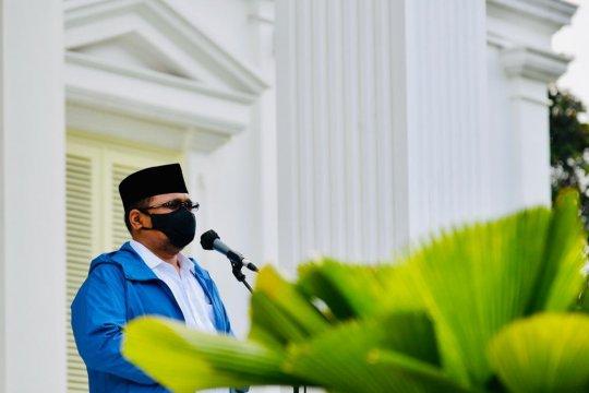 Gus Yaqut tak ingin agama dijadikan alat politik menentang pemerintah