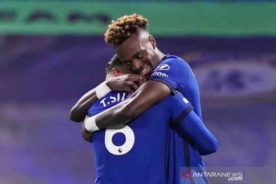 Thiago Silva, Tammy Abraham antar Chelsea kembali ke jalur kemenangan